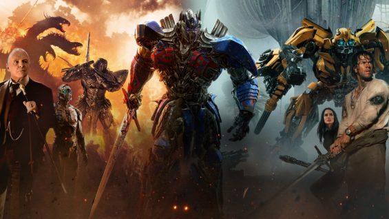 ทรานส์ฟอร์มเมอร์ส 5 อัศวินรุ่นสุดท้าย (Transformers 5 The Last Knight)