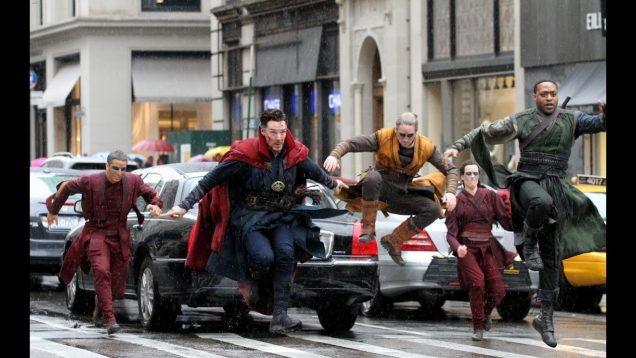 Doctor Strange จอมเวทย์มหากาฬ HD