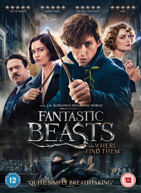 Fantastic Beasts and Where to Find Them (2016) สัตว์มหัศจรรย์และถิ่นที่อยู่ HD