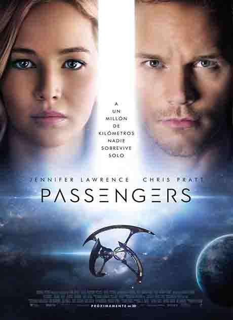 Passengers (2016) คู่โดยสารพันล้านไมล์ HD