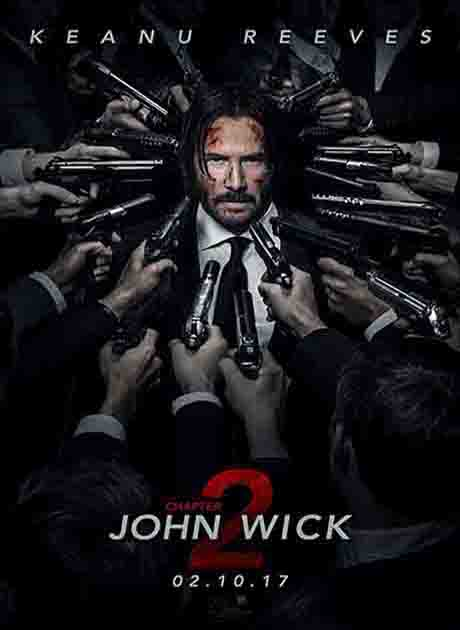 John Wick Chapter 2 จอห์น วิค แรงกว่านรก 2 (2017)