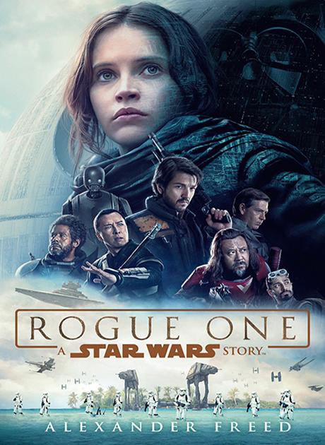 Rogue One: A Star Wars Story (2016) โร้ค วัน : ตำนานสตาร์ วอร์ส HD