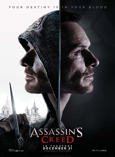 Assassin Creed (2016) อัสแซสซินส์ ครีด HD