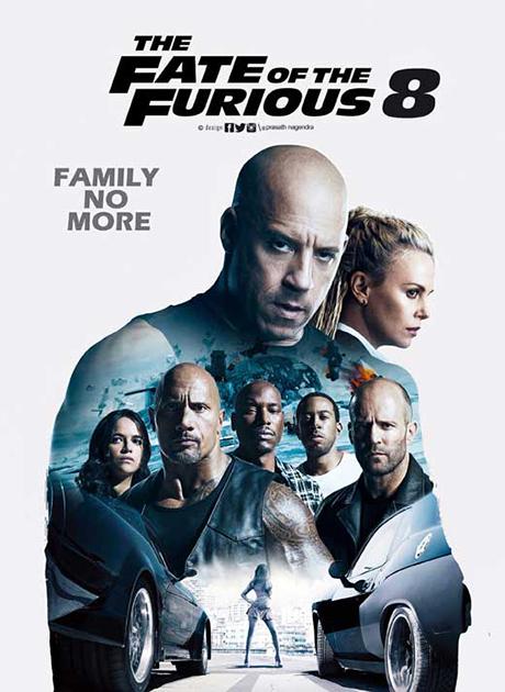 The Fate of the Furious (2017) เร็วแรงทะลุนรก 8 HD