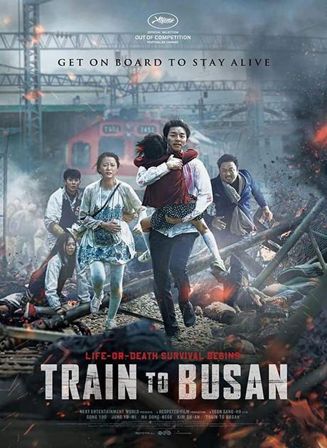 Train to Busan (2016) ด่วนนรกซอมบี้คลั่ง HD