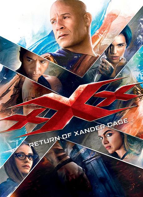 xXx : Return of Xander Cage (2017) ทริปเปิ้ลเอ็กซ์ 3 : ทลายแผนยึดโลก HD