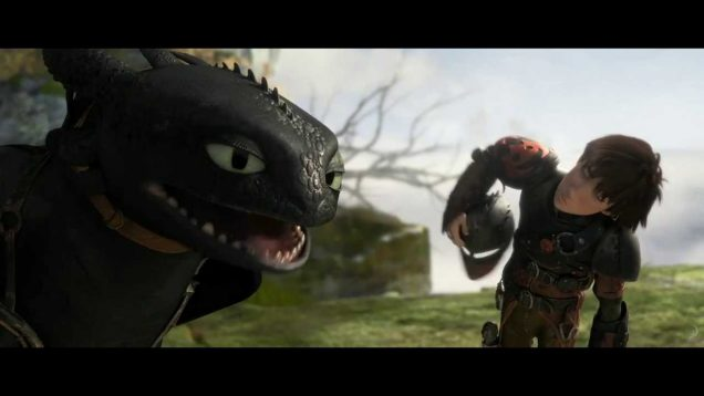 How to Train Your Dragon 2 อภินิหารไวกิ้งพิชิตมังกร
