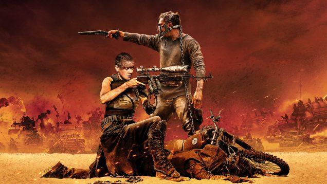 Mad Max Fury Road เมดแม็กซ์ ถนนโลกันตร์