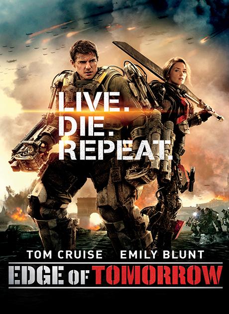 Edge of tomorrow (2014) ซูเปอร์นักรบดับทัพอสูร HD