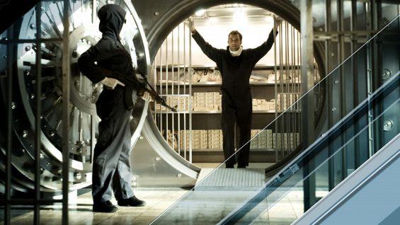 Inside Man ล้วงแผนปล้น คนในปริศนา (2006) HD