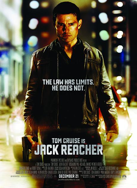 Jack Reacher 1 แจ็ค รีชเชอร์ ยอดคนสืบระห่ำ HD