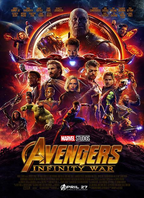 Avengers: Infinity War (2018) มหาสงครามล้างจักรวาล HD
