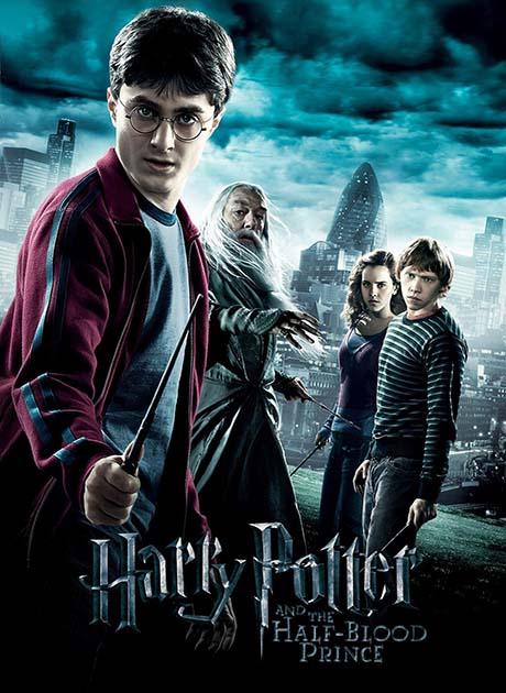 Harry Potter and the Half-Blood Prince (2009) HD