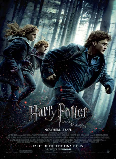 Harry Potter and the Deathly Hallows: Part 1 (2010) HD