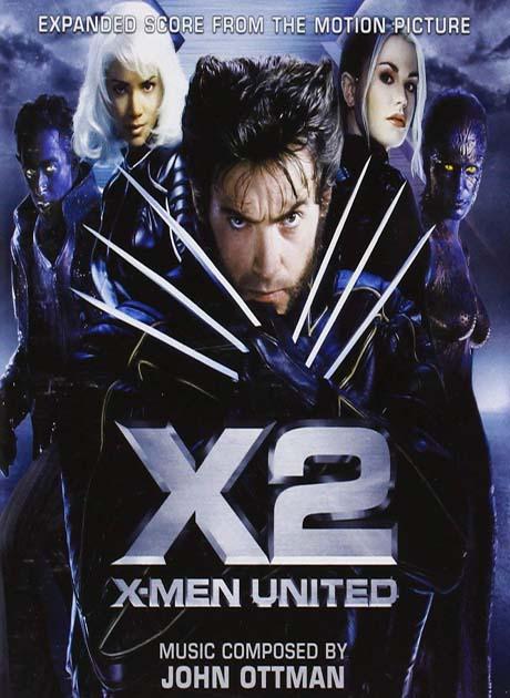 X-Men 2: X2 (2003) ศึกมนุษย์พลังเหนือโลก 2 HD