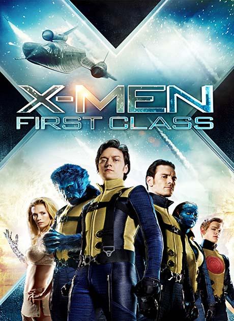 X-Men 5: First Class (2011) เอ็กซ์ เม็น รุ่น 1 HD