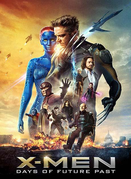 X-Men 7 : Days of Future Past สงครามวันพิฆาตกู้อนาคต (2014) HD