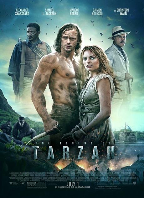 The Legend of Tarzan (2016)ตำนานแห่งทาร์ซาน