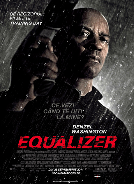 The Equalizer (2014) มัจจุราชไร้เงา HD