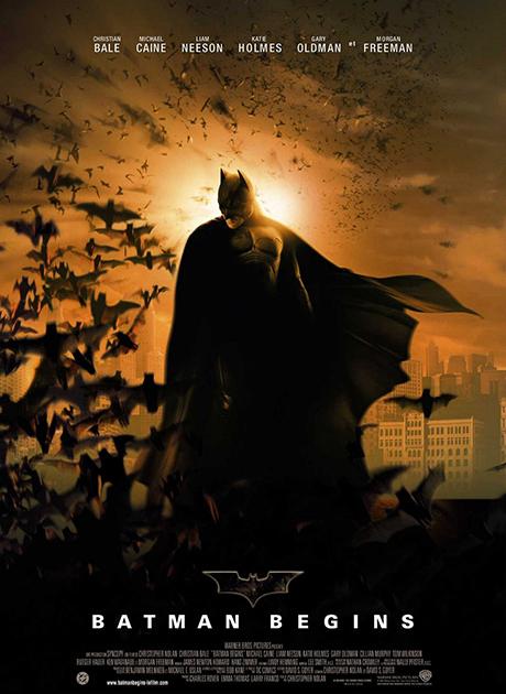 Batman Begins (2005) แบทแมน บีกินส์ HD