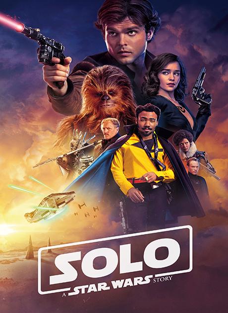 Solo: A Star Wars Story (2018) ฮาน โซโล ตำนานสตาร์ วอร์ส HD