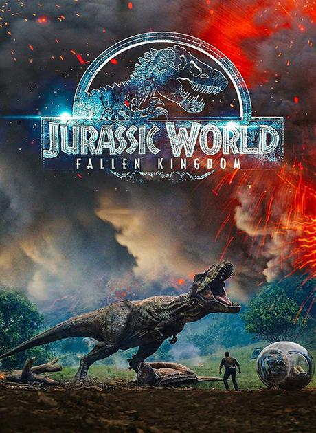 Jurassic World 2 : Fallen Kingdom (2018) จูราสสิค เวิลด์ 2 HD