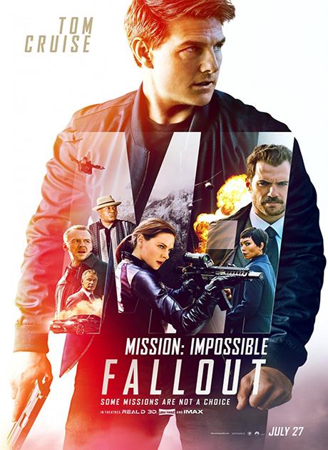 Mission 6: Impossible Fallout (2018) มิชชั่น:อิมพอสซิเบิ้ล ฟอลล์เอาท์ HD