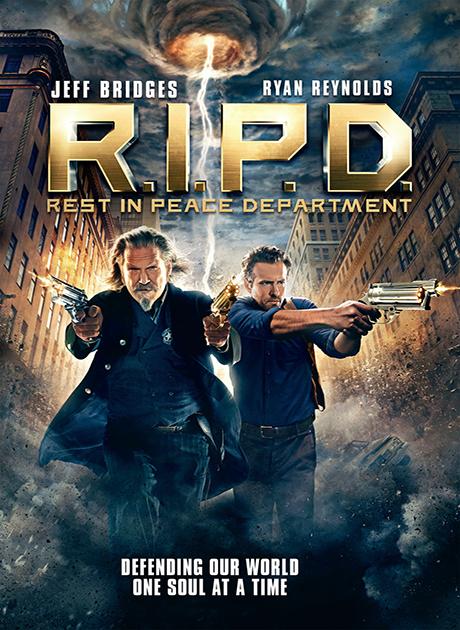 R.I.P.D. หน่วยพิฆาตสยบวิญญาณ (2013) HD