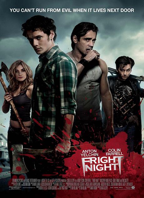 Fright Night 1 (2011) คืนนี้ผีมาตามนัด HD