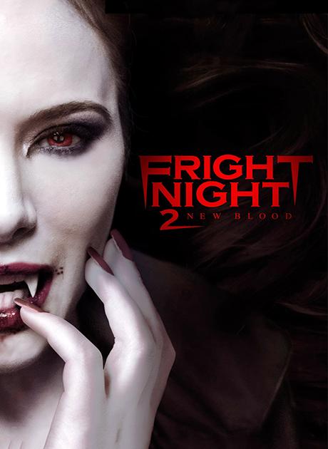 Fright Night 2 : New Blood (2013) คืนนี้ผีมาตามนัด 2 HD