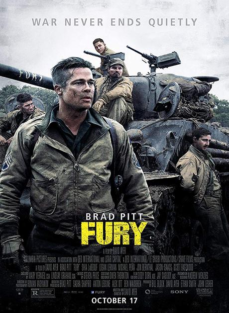 Fury (2014) วันปฐพีเดือด HD พากย์ไทย