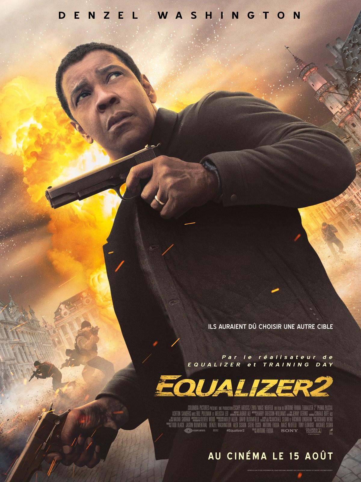 The Equalizer 2 (2018) มัจจุราชไร้เงา HD