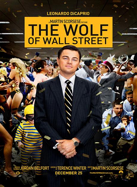 The Wolf of Wall Street (2013) คนจะรวย ช่วยไม่ได้ HD