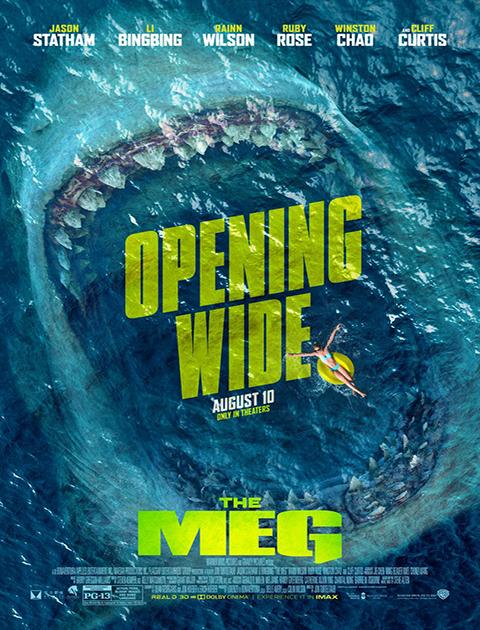 The Megเม็ก โคตรหลามพันล้านปี (2018) HD