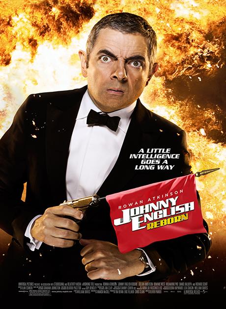 Johnny English Reborn พยัคฆ์ร้าย ศูนย์ ศูนย์ ก๊าก สายลับกลับมาป่วน (2011) HD