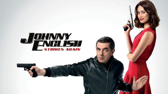 Johnny English 3 พยัคฆ์ร้าย ศูนย์ ศูนย์ ก๊าก รีเทิร์น (2018)