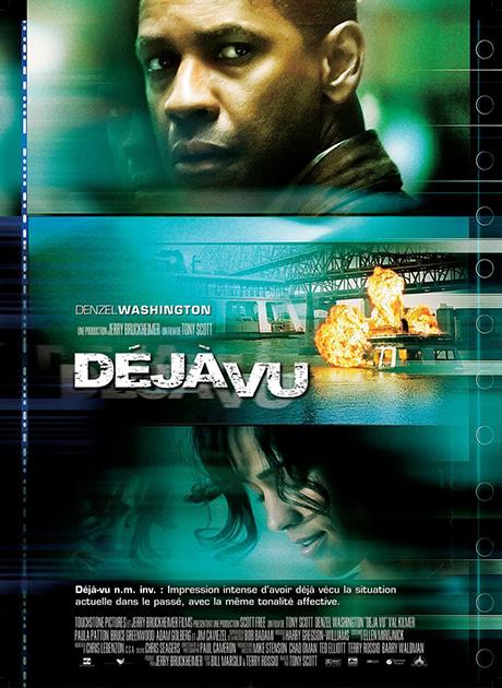 Deja Vu (2006) เดจา วู ภารกิจเดือด ล่าทะลุเวลา HD พากย์ไทย
