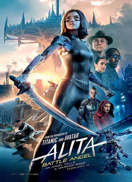 Alita Battle Angel (2019) อลิตา แบทเทิล แองเจิ้ล HD พากย์ไทย