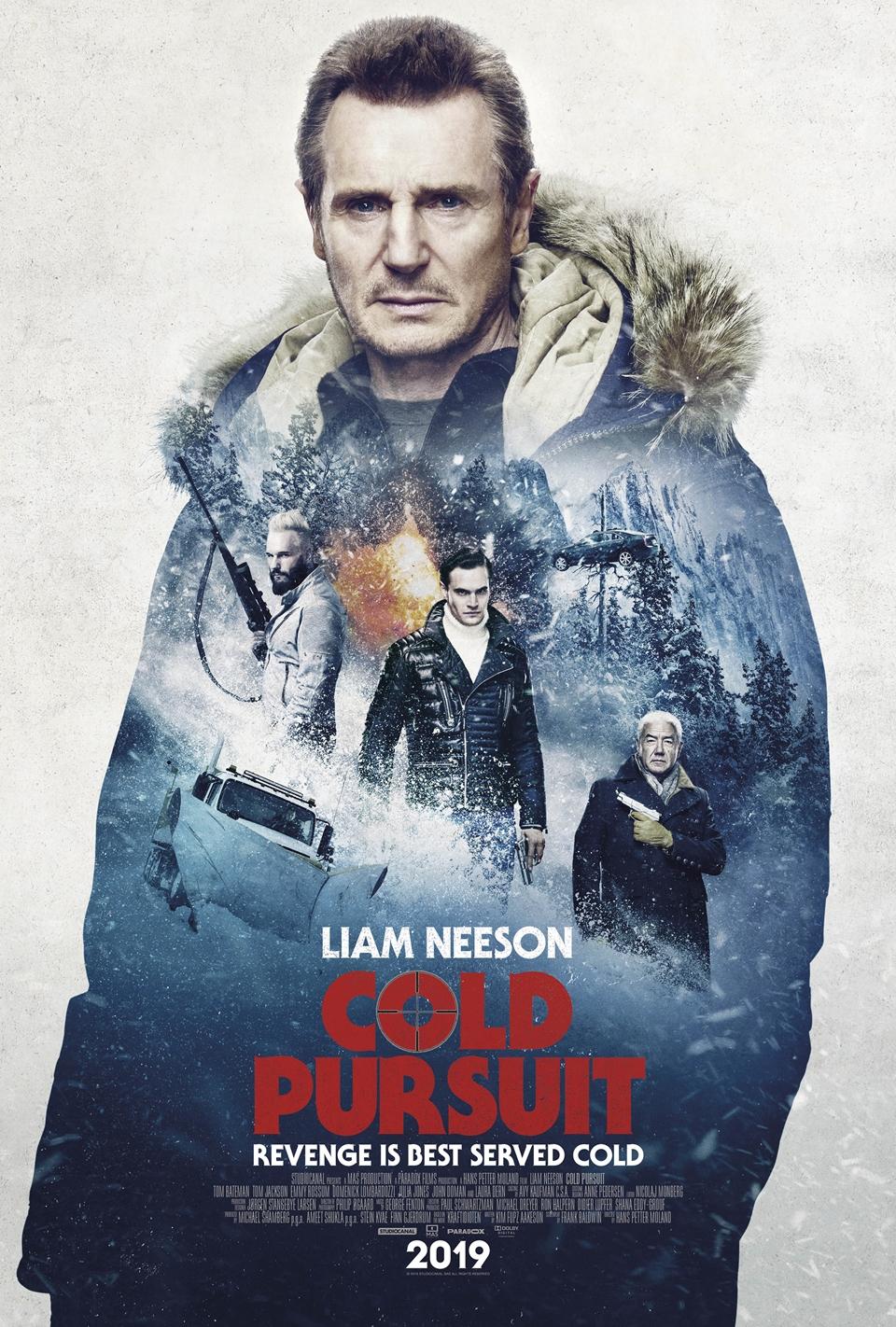 Cold Pursuit (2019) แค้นลั่นนรก HD พากย์ไทย