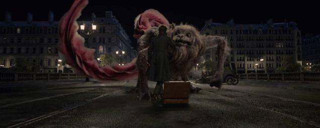 Fantastic Beasts 2 (2018) สัตว์มหัศจรรย์ อาชญากรรมของกรินเดลวัลด์