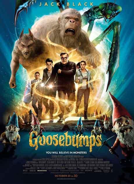 Goosebumps (2015) คืนอัศจรรย์ขนหัวลุก พากย์ไทย HD