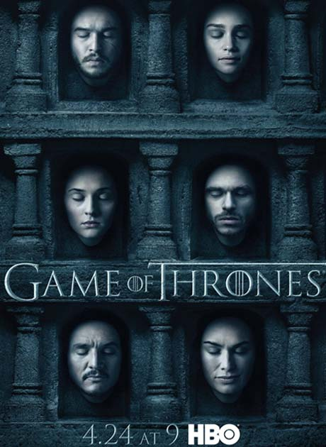 Game of Thrones Season 6 HD Ep.1-10 พากย์ไทย