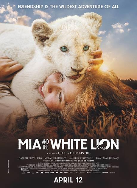 Mia and the White Lion (2019)  มีอากับมิตรภาพมหัศจรรย์ HD
