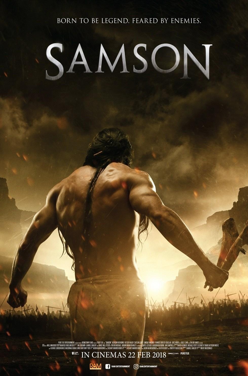 Samson (2019) โคตรคนจอมพลัง HD