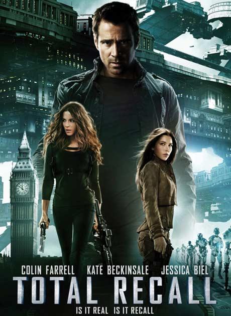 Total Recall (2012) คนทะลุโลก HD พากย์ไทย