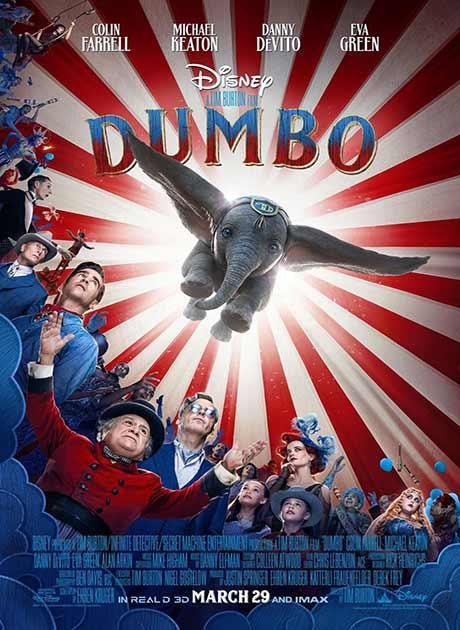 Dumbo ดัมโบ้ (2019) HD พากย์ไทย
