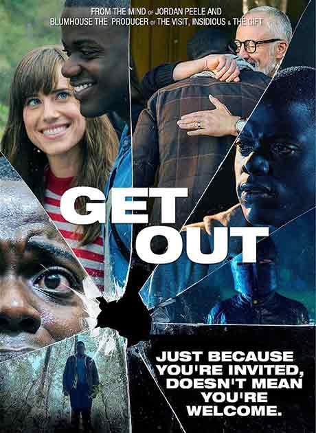 Get Out (2017) ลวงร่างจิตหลอน HD พากย์ไทย