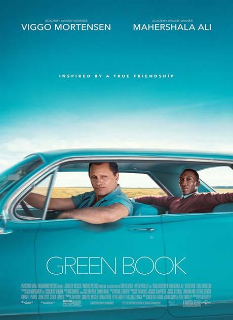 Green Book (2018) กรีนบุ๊ค HD