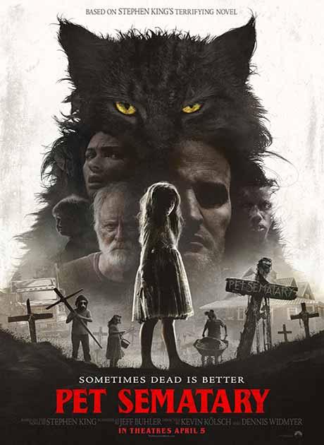 Pet Sematary (2019) กลับจากป่าช้า HD