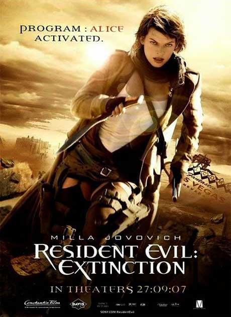 Resident Evil (2007) ผีชีวะ 3 HD